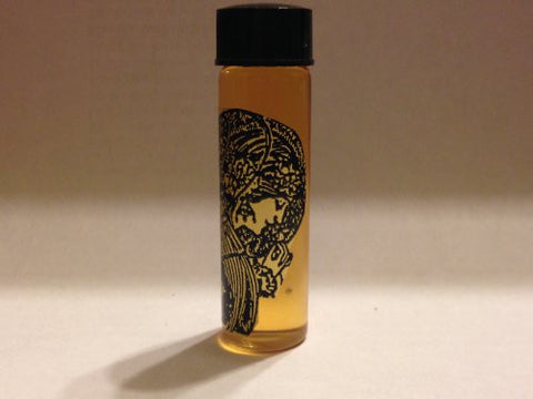 Devil's Trap. Scented Magickal Oil 2 Dram Bottle, Exactly that. When encountering evil entities, this formula will help dissipate and remove demons and all negative forces and malevolent intentions.