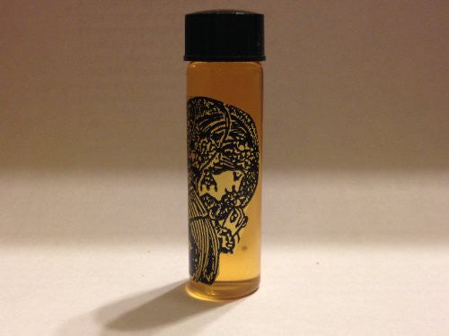 Ambergis, Scented Magickal Oil 2 Dram Bottle. When faced with a difficult opposition, this formula is designed to aid you in legal disputes. It is extremely powerful especially when you are in the right.
