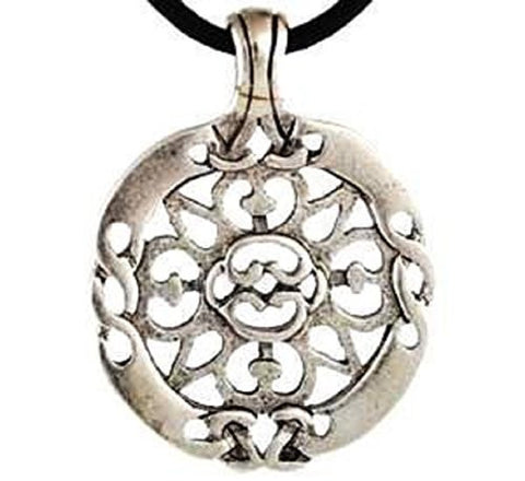 Celtic Harmony Protection Amulet. 1 1/4""