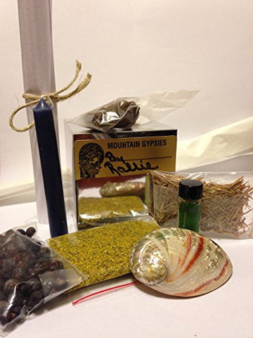 "A HEALING SPELL--""RAG DOLL REMEDIES"" Spell Kit."