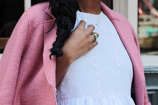 aliquo rings worn by sade from in my sunday best blog
