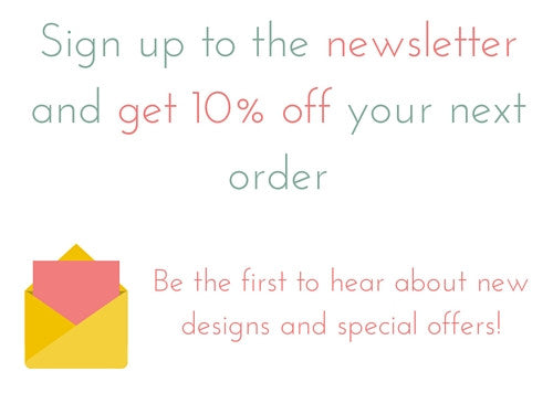 Newsletter discount