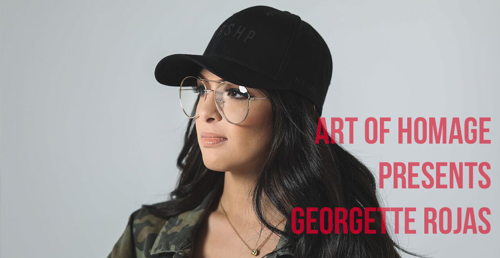 Art of Homage x Georgette Rojas: Live Performance