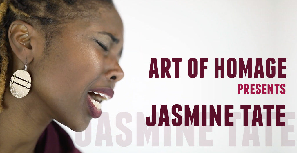 Art of Homage x Jasmine Tate: Live Performance
