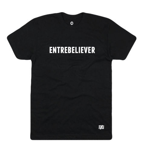 EntreBeliever Tee - Black