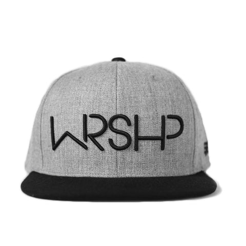 WRSHP - Heather Gray SB (Product of Grace Series)