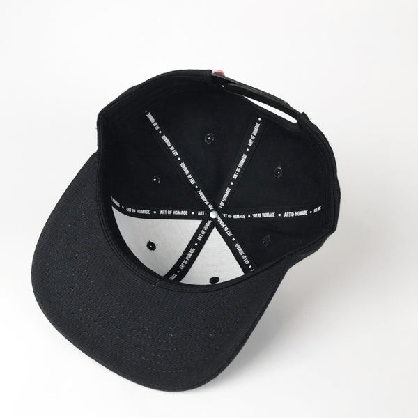 Famous Enough Snapback - Prime Black