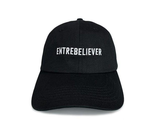 EntreBeliever Dad Hat - Black