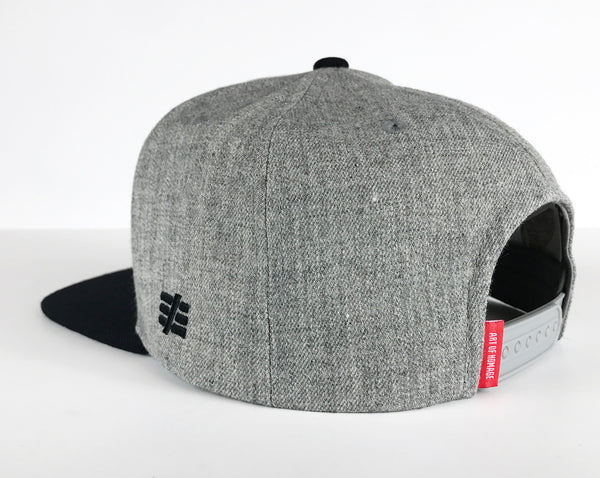 YHWH - Heather Gray SB (Product of Grace Series)