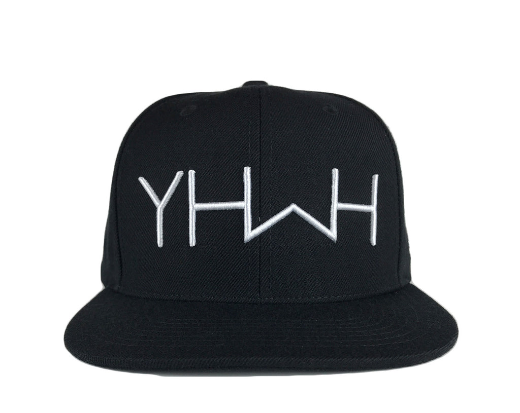 YHWH - Black SB (Product of Grace Series)
