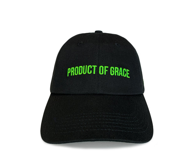 Product of Grace Dad Hat -  Highlighter