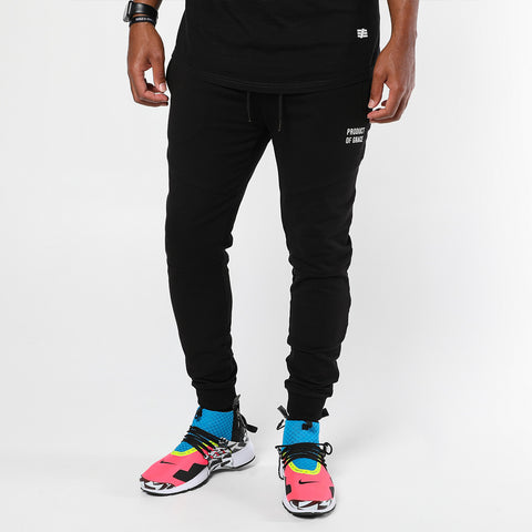 BestFit Stretch Jogger (Black)