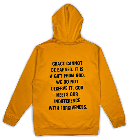 Product of Grace Gold Hoodie