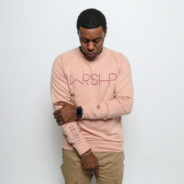 Rose WRSHP Sweatshirt