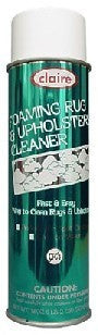 Foaming rug and upholstary cleaner
