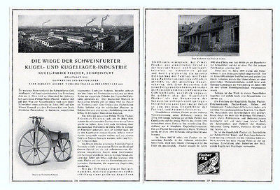 Antique Bicycle 1925 Front Pedal Manufacturing Plant Aachen Germany