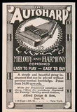 AUTOHARP Dolge Musical Instrument 1898 AD - Paperink Graphics