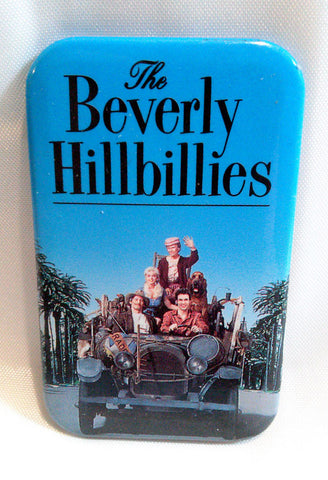 Beverly Hillbillies Movie Promotion Pin Twentieth Century Fox 1993 Tin Clasp Pin - Paperink Graphics