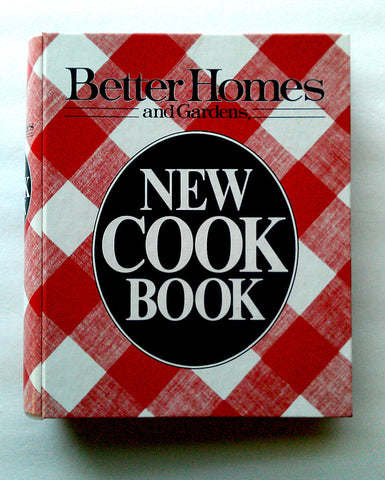 Better Homes and Gardens Cookbook Food Recipes Kitchen Photo Illustrations 1987 Loose-leaf 5 Ring Hardcover Cooking Reference Book