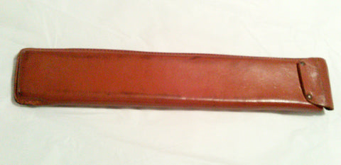 Dietzgen Maniphase Slide Rule Antique Scientific Engineering Tool Leather Case