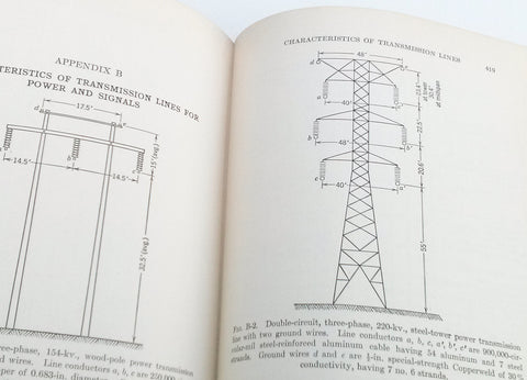 Electrical Transmission of Power and Signals 1949 Edward W. Kimbark Power Lines Electricity