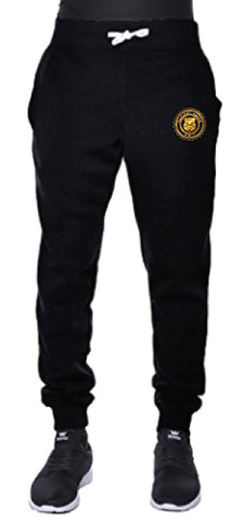 BADGE JOGGER PANTS