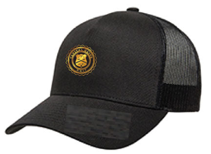 BADGE TRUCKER HAT