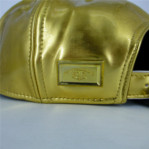 Metallic Mix Cap-GOLD