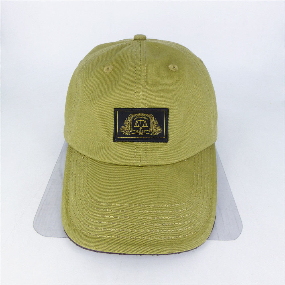 DIVIDENDS POLO CAP-KHAKI