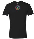 BADGE MULTI-ICON TEE
