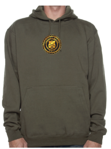 BADGE ICON HOODIE