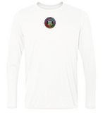 BADGE MULTI ICON LS TEE