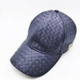 SHOW THEM THE CURVE: BLACK BASKET WEAVE