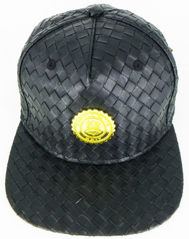 The Basket Weave Cap