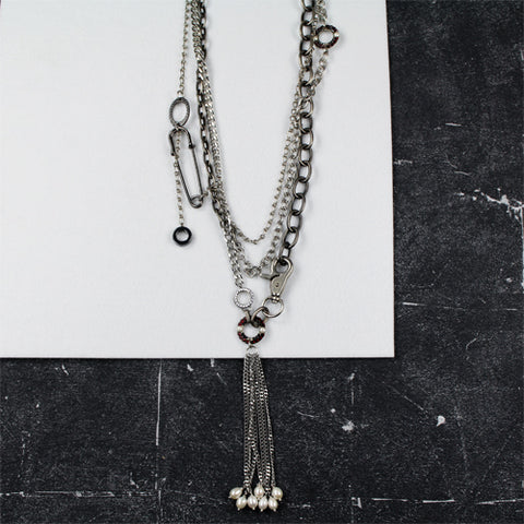 Long necklace Pinop