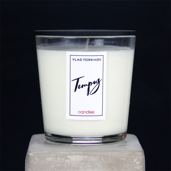 Massage candle Tempus (4 scents)