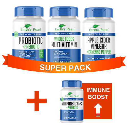 Super Pack + Immune Boost