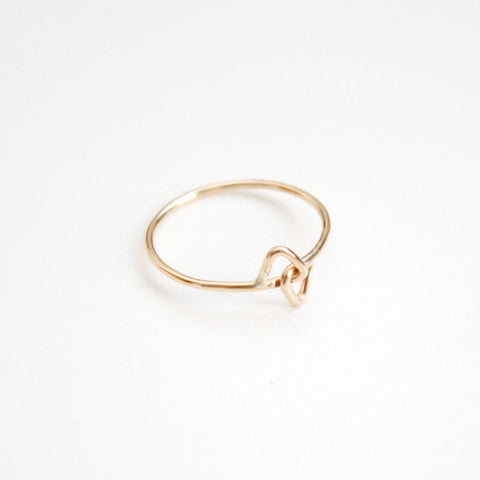Link Ring - Triangle