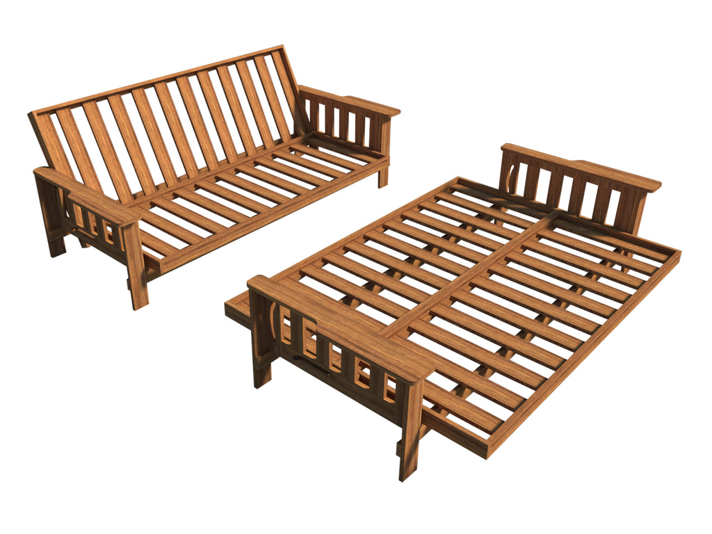 Futon Sofa Bed Plans Diy Lounger Couch Sleeper Furniture Building Wood The Best Diy Plans Store