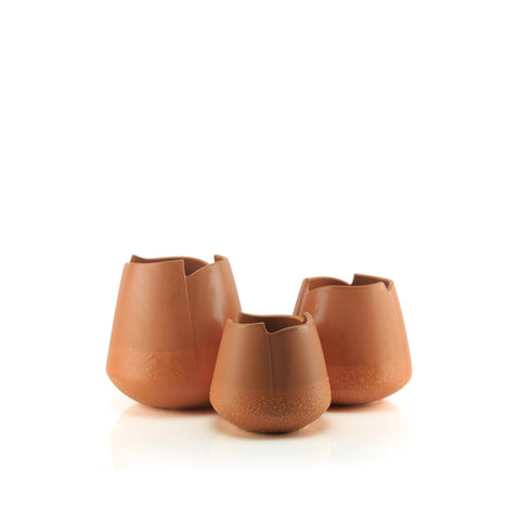 Bloom Vase/Terracotta