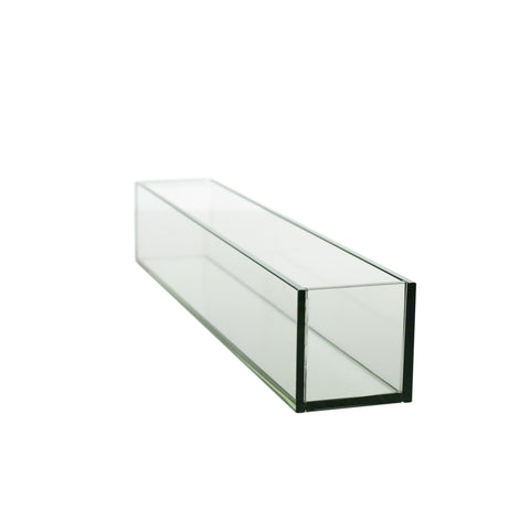 Glass Plate Planter
