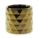 Architect Vase And Pot/Silver,Gold