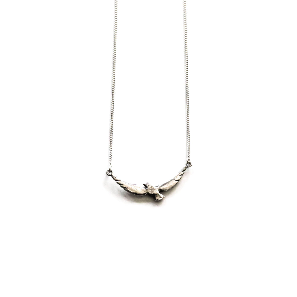 Flight-Necklace-Peaks & Prairies Jewellery