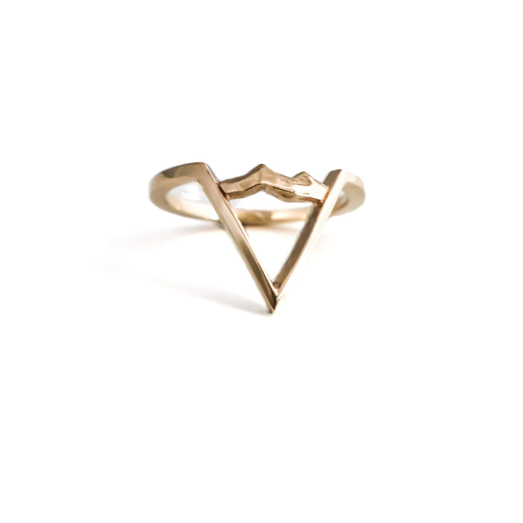V-Scape-Ring-Peaks & Prairies Jewellery