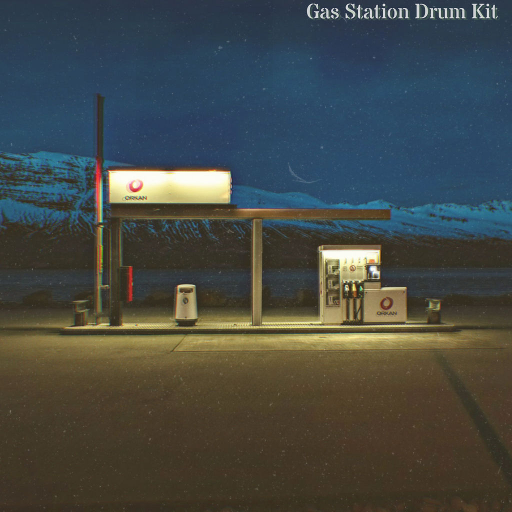Gas Station Drum Kit