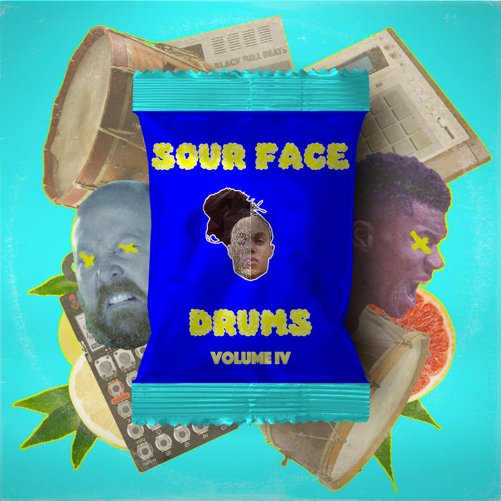SOUR FACE DRUMS Vol.4