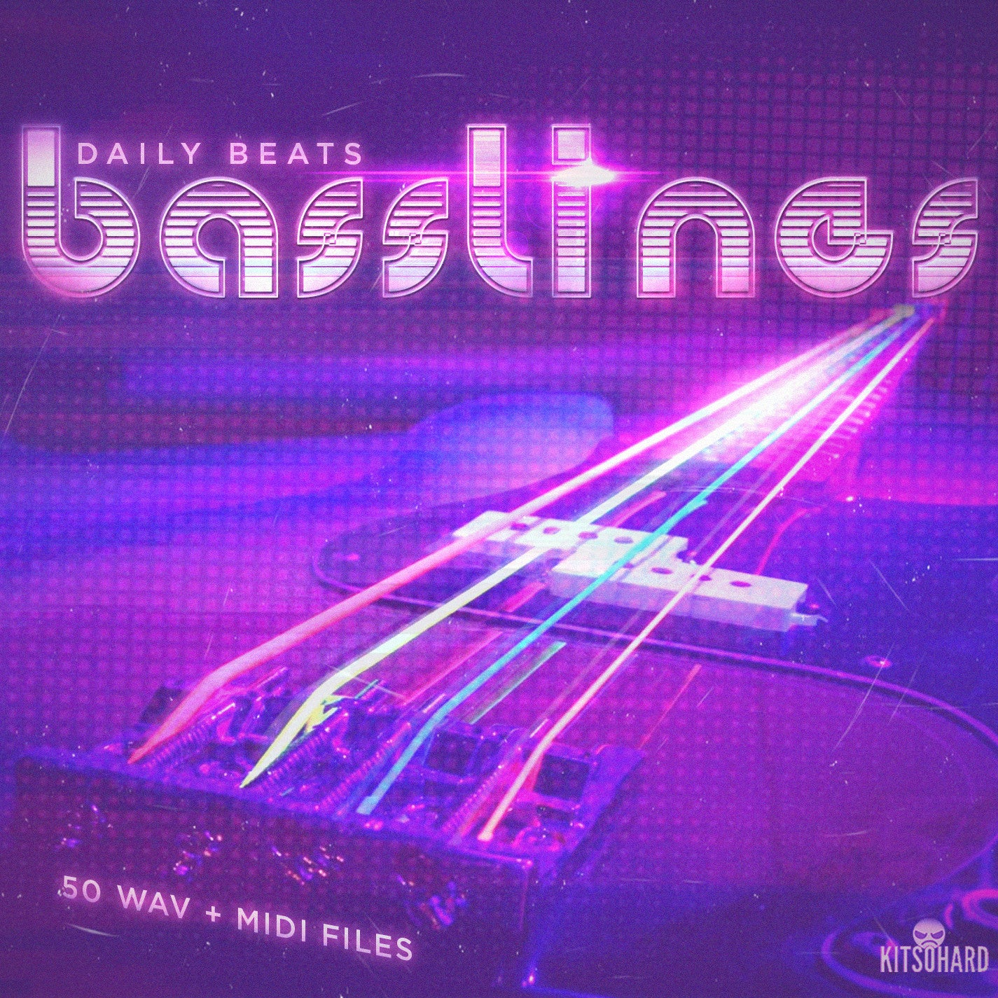 Basslines Sample Pack