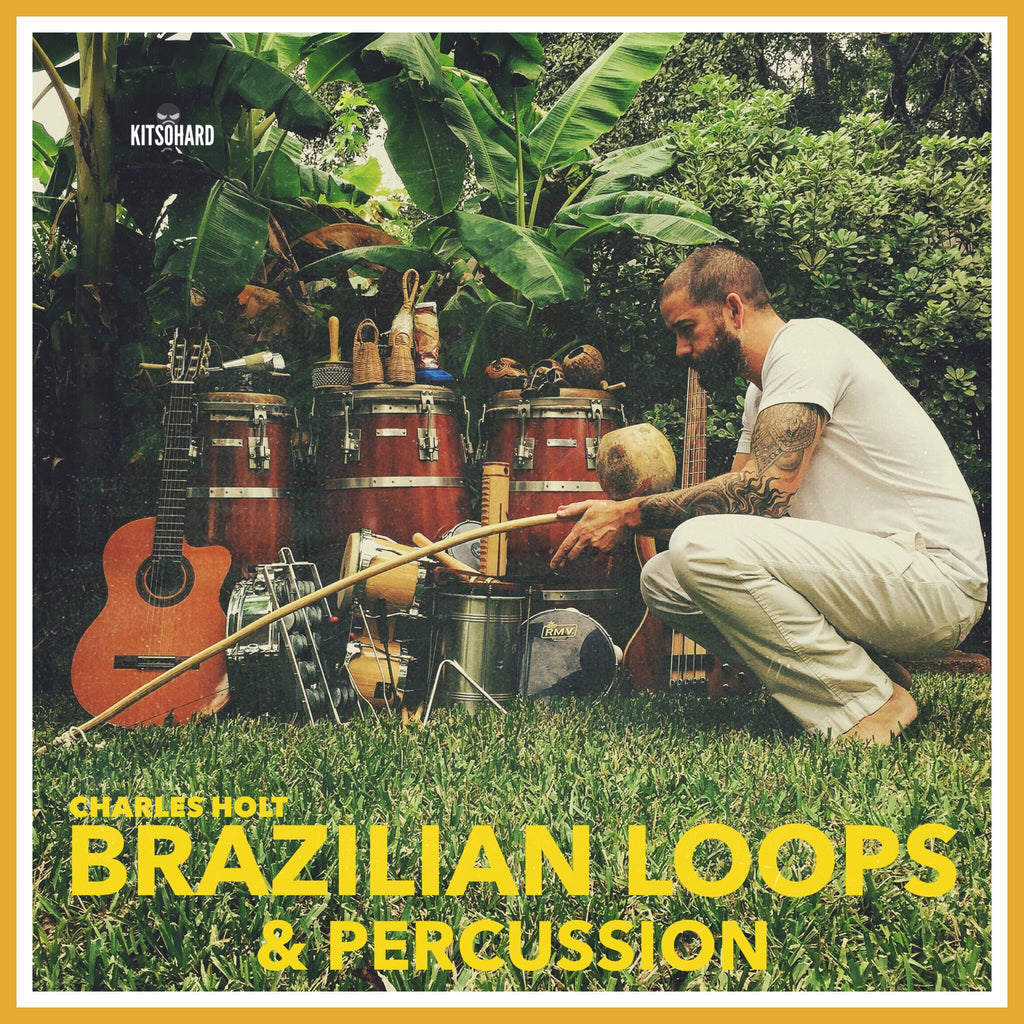 Brazilian Loops & Percussion