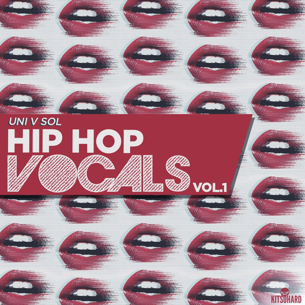 Uni V Sol - Hip Hop Vocals Vol. 1