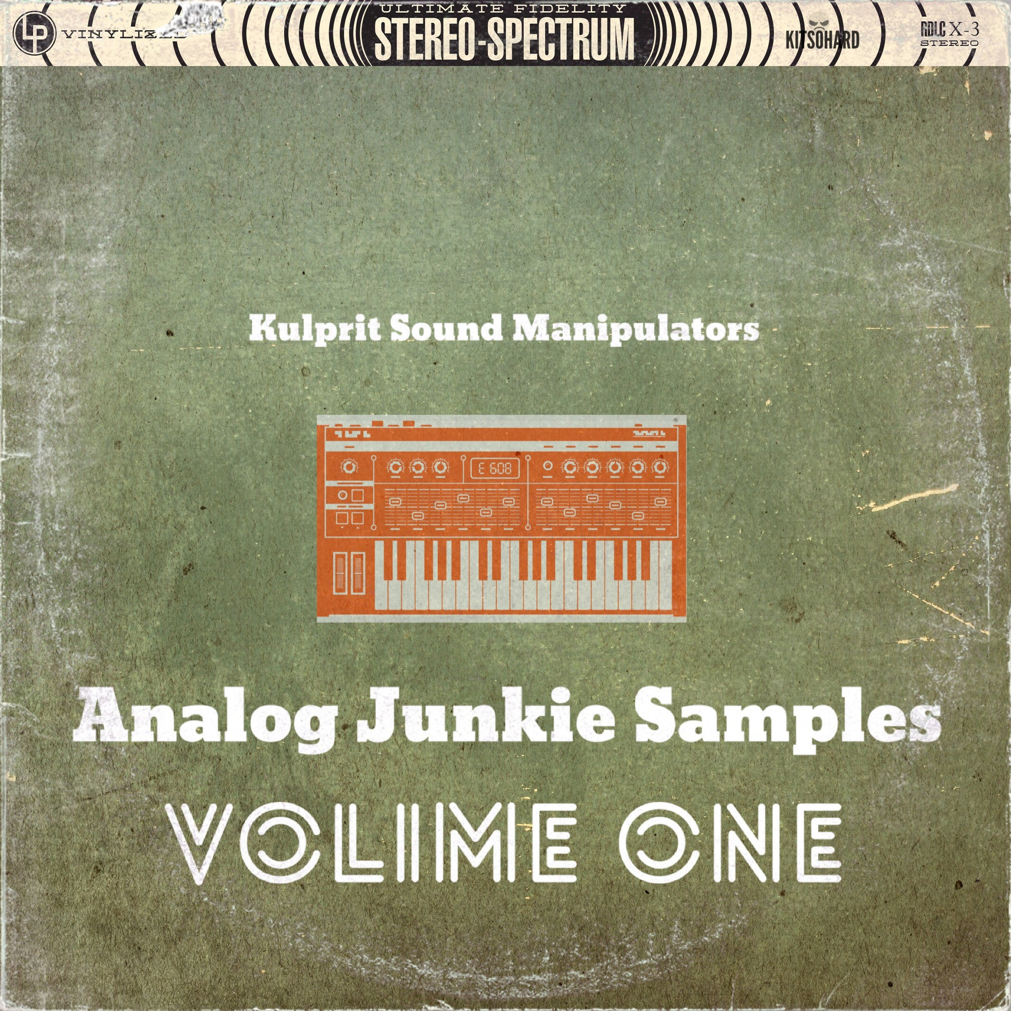 Analog Junkie Samples Volume 1